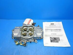 New Holley Performance Competition Carburetor 4150 Hp Pro Series