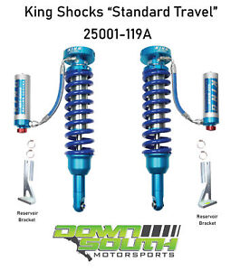 King Shocks Front Kit With Adjusters For 2005 2020 Toyota Tacoma 25001 119a