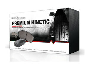 Front Ceramic Brake Pads For 2010 2011 2012 2013 2014 Ford Mustang
