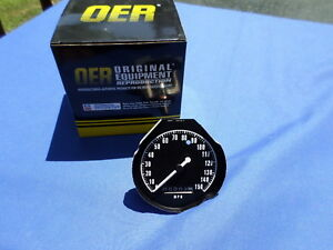 New 1968 70 Charger Super Bee Gtx Mopar B Body Rallye Speedometer Oer 1277440