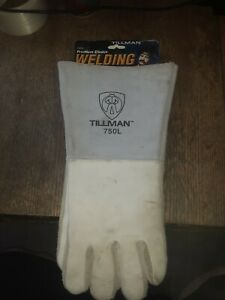 2 Pair tilman 850xl 750l Welding Gloves both New selling As A Lot Of 2