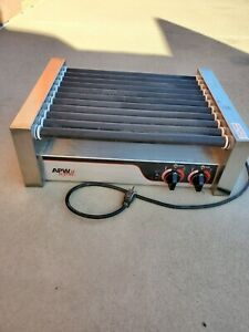 Apw Wyott Hrs 31 Commercial Hot Dog Roller Grill