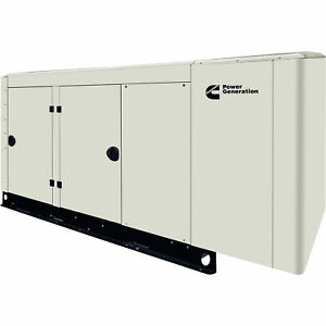 Cummins Commercial Standby Generator 100 Kw Lp ng 120 208v 3 phase Model Rs100