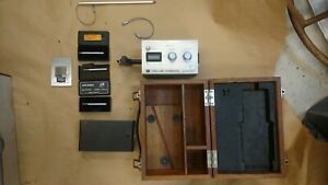 Taylor hobson Surtronic 3 Profilometer Surface Roughness Tester