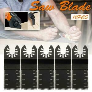 Oscillating Multi Tool Steel Saw Blade For Fein Multi Master Ridgid Makita 10pcs