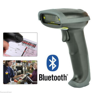 Auto Wifi Wireless Bluetooth Barcode Scanner Laser Usb Scan Gun Label Reader Us