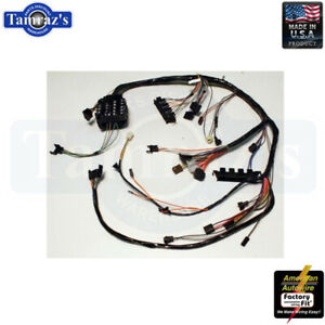 69 Camaro Dash Wiring Harness Auto Trans Console Shift Factory Gauges Usa Made