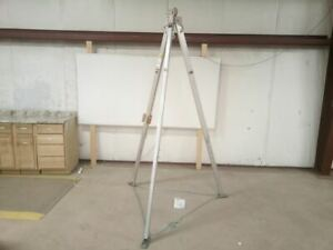 3m Dbi sala 8000000 60 To 84 In Height Range 350 Lb Max Confined Space Tripod