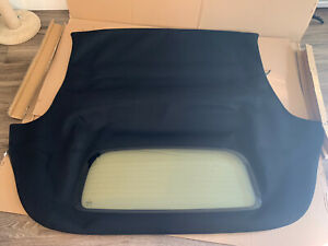 Convertible Top Roof Soft Top Black 98156101503a27 Porsche Boxster 981 2013 16