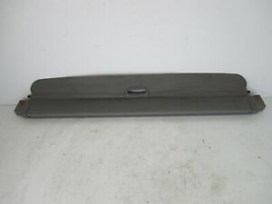 2007 2013 Bmw X5 Cargo Cover Brown Trunk Shade Cover