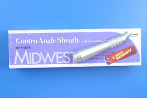 Midwest Brand Contra Angle Sheath Oem Handpiece Usa Dental Shorty Attachment