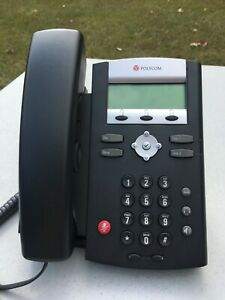 Polycom Soundpoint Ip 320 Sip Phone 1114