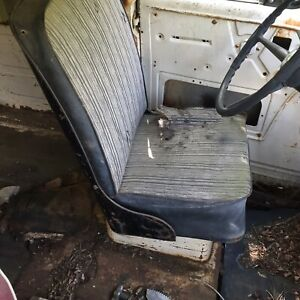 1960 Dodge Panel Van Power Wagon Driver Bucket Seat