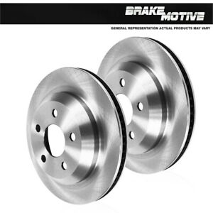 Rear Brake Disc Rotors For 2013 2014 Ford Mustang Shelby Gt500