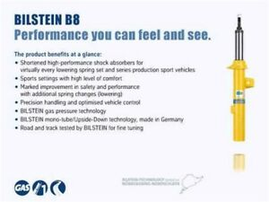 Bilstein 5100 Series 17 19 For Nissan Titan Rear Shock Absorber