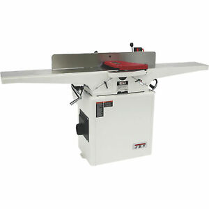 Jet 8in Helical Head Jointer 2 Hp 230 Volt 1 Phase Model Jwj 8hh
