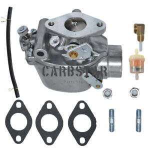 Carburetor For Massey Ferguson Te20 To20 To30 Mf Tractor 181644m1 Carb