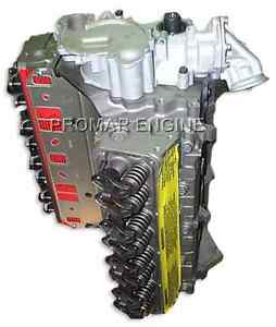 Remanufactured 72 91 Amc 360 Jeep 5 9 Long Block Engine