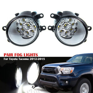 Led Fog Light For Toyota Tacoma 2012 2013 2014 2015 Factory Replacement Pair L r
