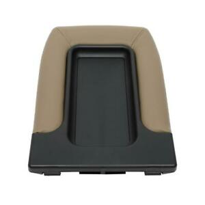 Center Console Armrest Latch Lid Fit 99 07 Chevy Silverado Beige 19127366 New