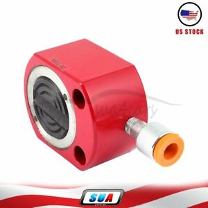 6 Ton Shop Press Hydraulic Jack Bench Top Mount H frame Plates Manual Equipment
