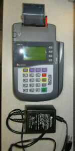 Verifone Omni 3200 With Power Cord