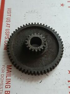 South Bend 9 Inch 54 18 Tooth Compound Change Gear 5 8 Bore 10k