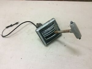 1973 Ford Pinto Shifter And Shift Plate Automatic Original Ford