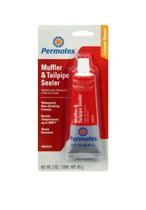 Permatex New 80335 Muffler And Tailpipe Sealer 3 Oz Pack Of 1 Free Shipping
