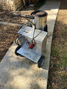 Sanitech Mark 3 Portable Propane Power Steam Washer