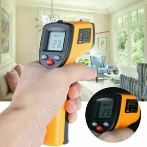 Digital Thermometer Infrared Handheld Temperature Gun Non contact Ir Laser 2020