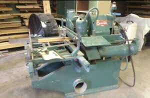 Oliver 125 d Single End Tennoner woodworking Machinery