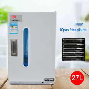 New 27l Dental Medical Sterilizer Disinfection Cabinet 10 Plates Hotsale