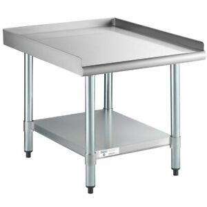 30 X 24 X 26 Stainless Steel Table Commercial Mixer Grill Heavy Equipment Stand