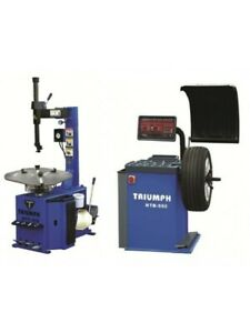 Tire Changer And Wheel Balancer Combo Ntc 950 Ntb 550 28 Garage Equipment