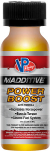Vp Racing Power Boost Fuel Gas Cleaner Booster Restorer Treatment 2oz