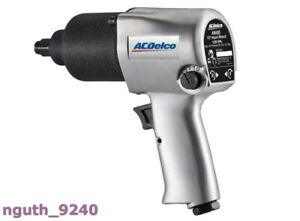 Ani405a Heavy Duty Twin Hammer 1 2 500 Ft lbs 5 speed Pneumatic Impact Wrench