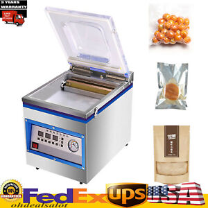 Commercial Vacuum Sealer 360w Food Vacuum Sealing Packing Device Hotsale