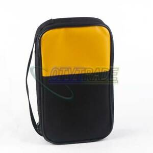 Soft Carrying Case For Fluke 27ii 28ii 1503 1507 1621 cnx3000