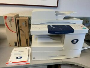Xerox Workcentre M20i Printer With Extra Toner And Drum Cartridge