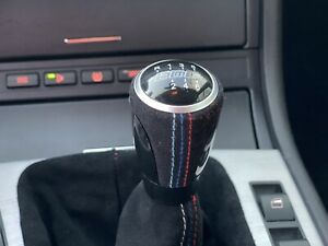 Weighted Shift Knob 6 Speed Bmw E30 E36 Z3 M3 E38 E39 E46 E53 X5 Z4 E9x F8x M4