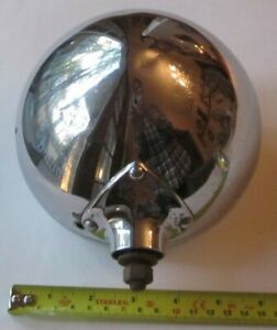 1937 1948 Guide S 16 Gm Chevy Olds Driving Light Spotlight Head Chrome S16