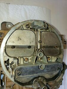 Used Rochester Quadrajet Carburetor