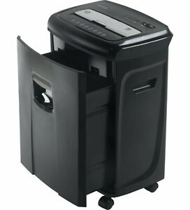 Industrial Heavy Duty Document Shredder Crosscut Paper Credit Card Commercial