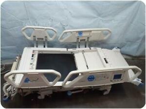 Hill rom P1900 Totalcare All Electric Hospital Bed 244386