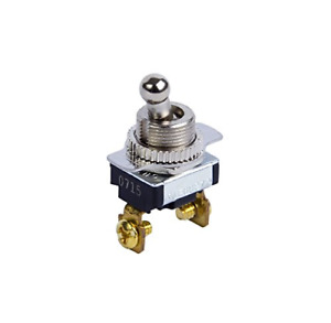 Gardner Bender Electrical Toggle Switch spst On off 6 A 120v Ac Screw Terminal