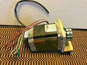 Applied Motion Products Ht23 401d Stepper Motor W e2 500 250 iht Encoder