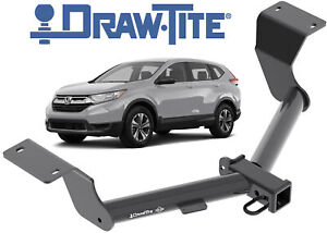 Draw Tite 76128 Class Iii 2 Round Tube Max Frame Hitch For 2016 Honda Crv New