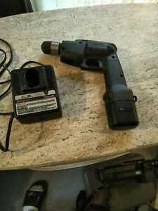 Snap On Cordless Drill 9 6v With Univolt Charger Drill Charger Work