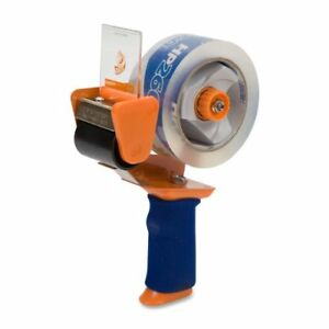 Duck Bladesafe 1078566 Antimicrobial Handheld Tape Gun With Tape Holds Total 1